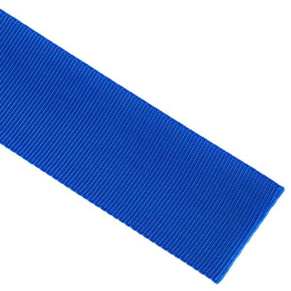 Blue Tubular Nylon Webbing 107