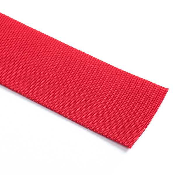 "Webbing Tubular Nylon 2"" Red 2595#"