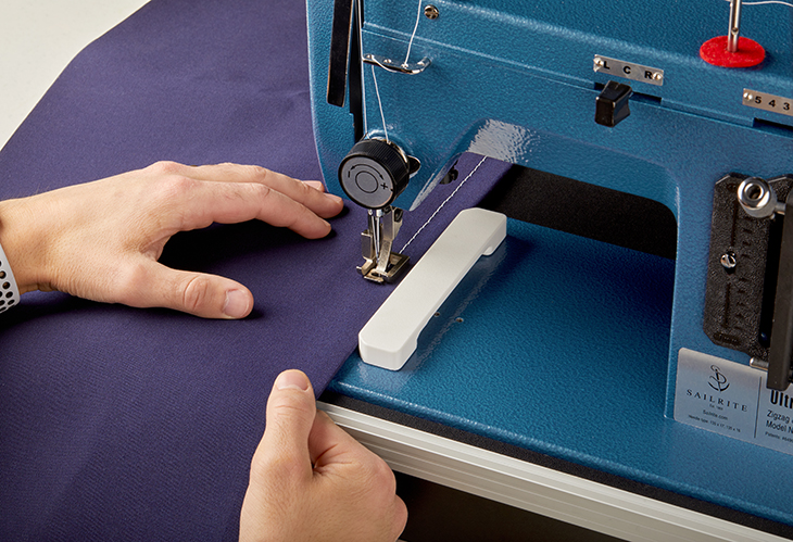 Sailrite Magnetic Sewing Guide