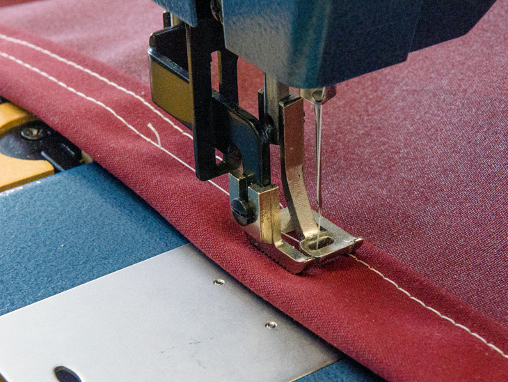 Twine helpful tips to sewing line! For palm and machine sewing!