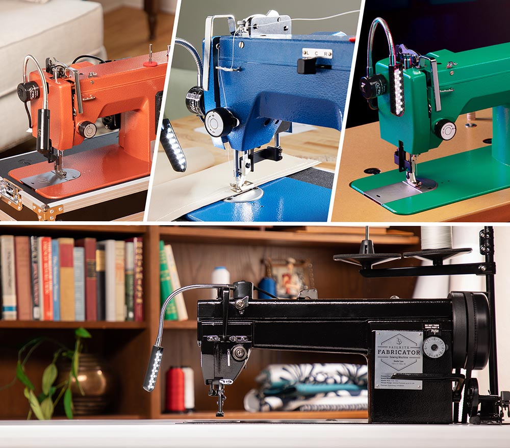 Which Sewing Machine Is Right For Me Sailrite Awesome Sewing Machine For Upholstery Fabric