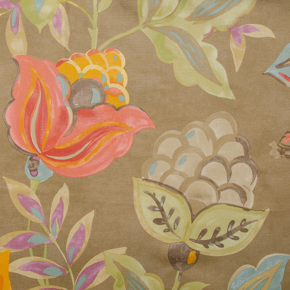 Waverly Modern Poetic Flaxseed 54 Fabric